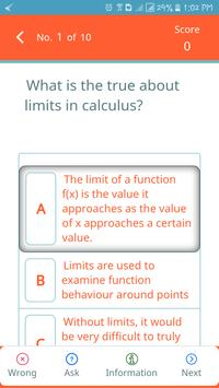 Basic Calculus screenshot 14