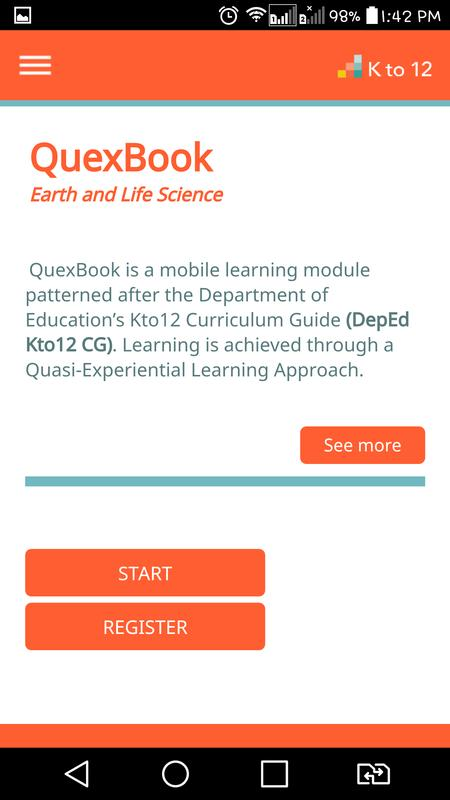 Earth and life science grade 11 module deped