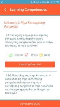 Komunikasyon at Pananaliksik screenshot 10