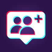 Followers For TikTok - Get Fan, Follow and Like icon