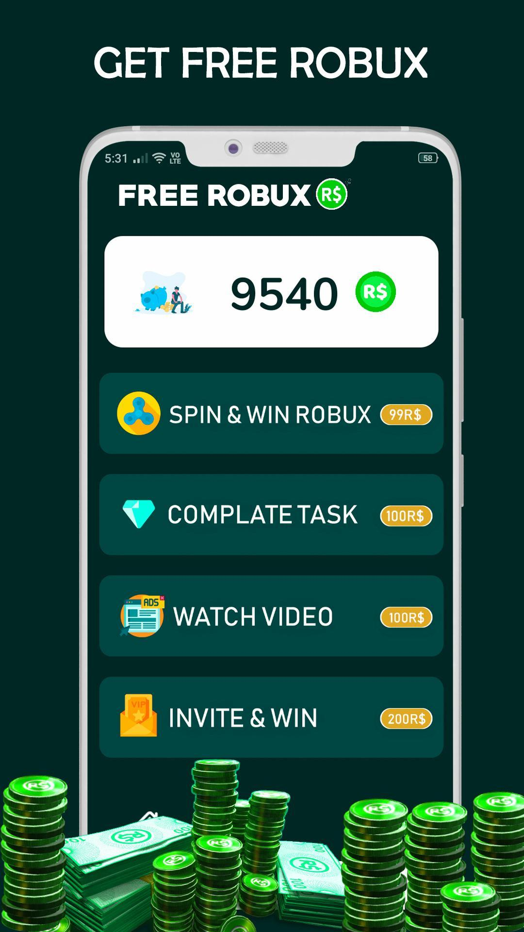 Free Robux Pro 2019 Win Daily Free Rbx For Android Apk Download