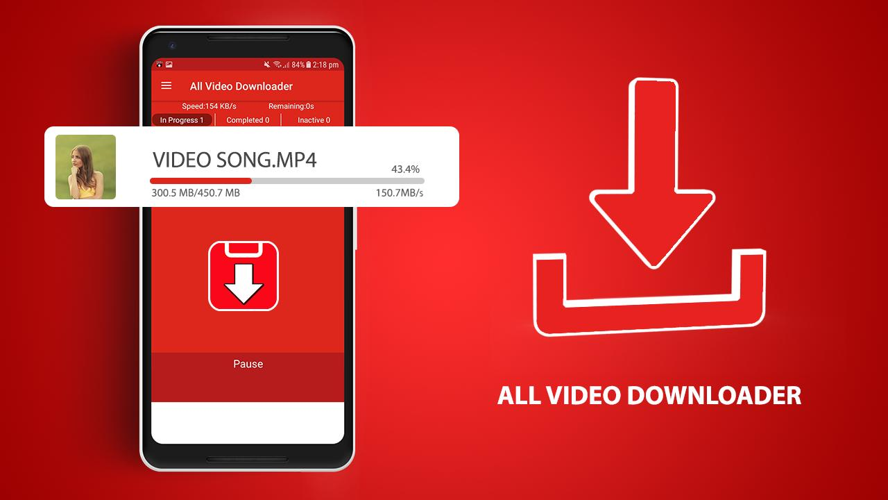 All Video Downloader- Mp4 Player HD for Android - APK Download