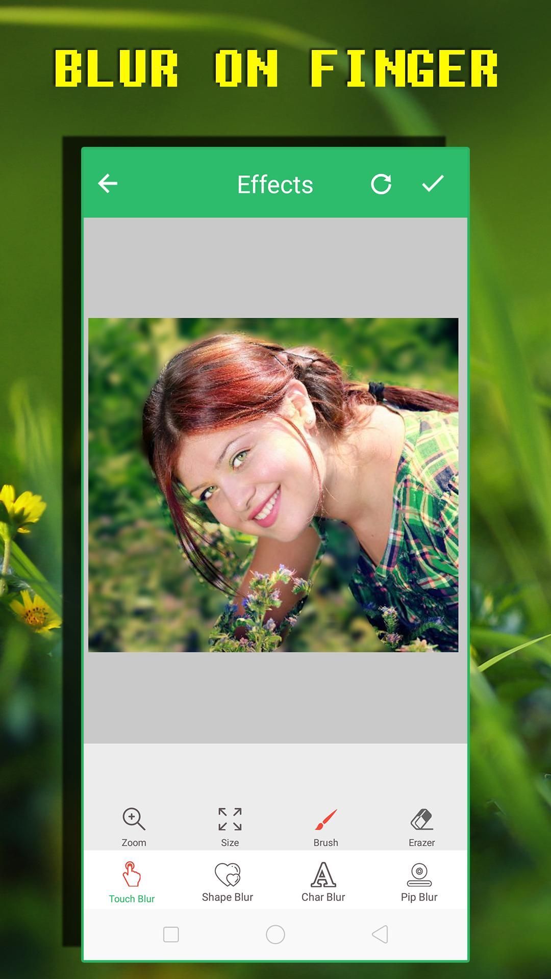 Dslr Hd Camera Blur Photo Background Editor For Android Apk Download