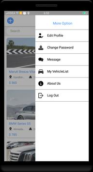 Get a Vehicle screenshot 2