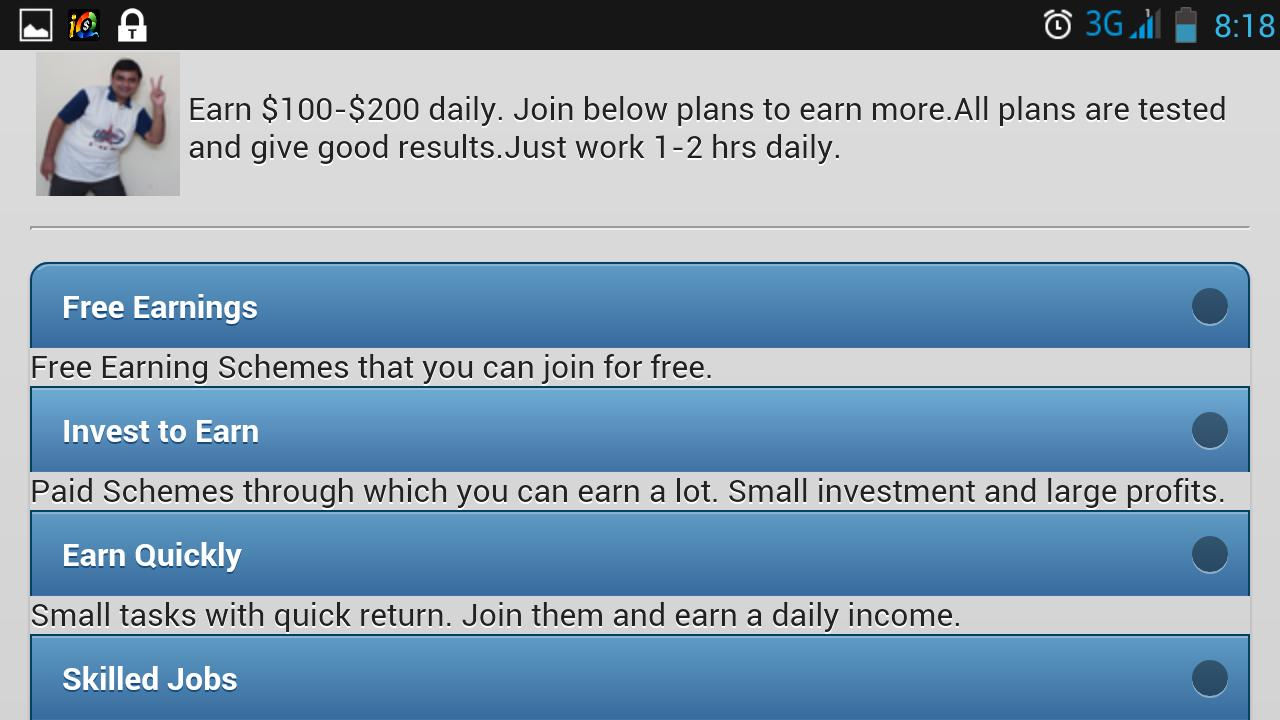 Earn money in 2 hrs  for Android - APK Download