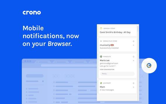 Crono screenshot 4