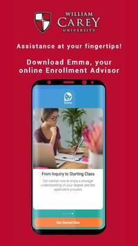 William Carey University Admission Coach - Emma poster