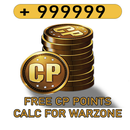 CP POINTS   Free Cp points COD Pro Calc APK Android