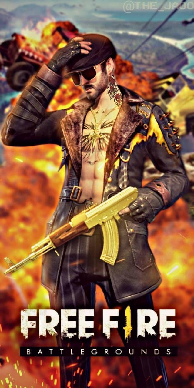 Free Fire Wallpapers Hd 4k For Android Apk Download