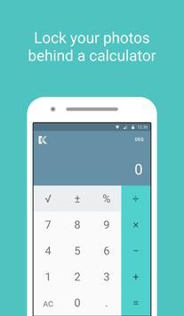 Calculator — Keep Private Photos & Videos Secret 海報