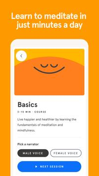 Headspace screenshot 3