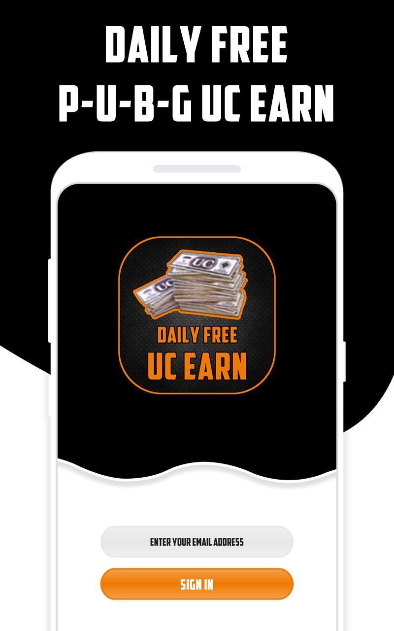 Pubg uc free app