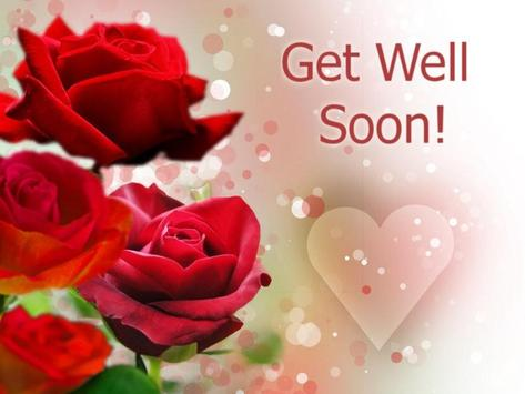 Get Well Soon Flowers 2020 poster