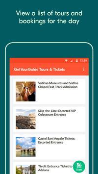 GetYourGuide Supplier Ekran Görüntüsü 1