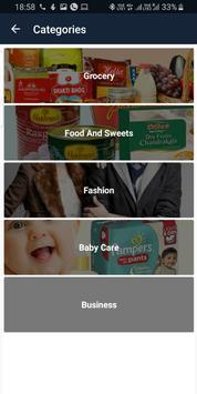 Sabasetail online shop poster