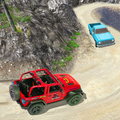 Dangerous Jeep Hilly Driver: New Offroad Games 🚙