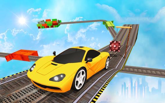 Impossible Car Driving 2019 New Car Stunt Games 3d screenshot 10