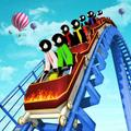 Stickman Roller Coaster Thrill Ride