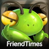 Tales of Bugs-Slingshot Action Role-playing Game biểu tượng