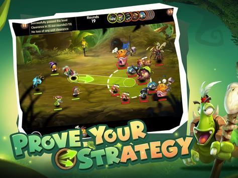 Tales of Bugs-Slingshot Action Role-playing Game ảnh chụp màn hình 6