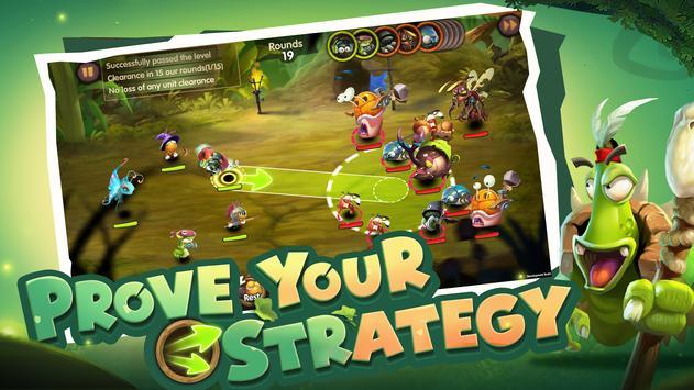 Tales of Bugs-Slingshot Action Role-playing Game ảnh chụp màn hình 1