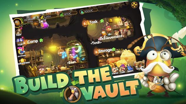 Tales of Bugs-Slingshot Action Role-playing Game ảnh chụp màn hình 3
