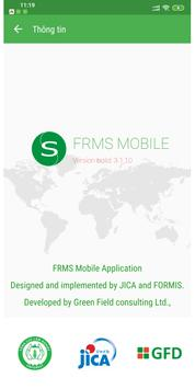 FRMS Mobile poster