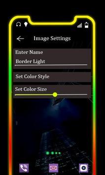 Border Light Mobile Theme 2020 स्क्रीनशॉट 1