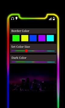 Border Light Mobile Theme 2020 स्क्रीनशॉट 2