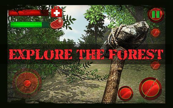 The Forest Survival 3D screenshot 1