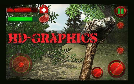 The Forest Survival 3D screenshot 3