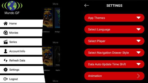 GF Play screenshot 1