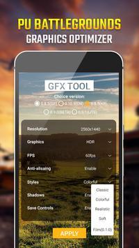 GFX - BAGT Graphics HDR Tool (No Ban) screenshot 3