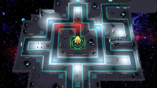 Planet Modular Tower Defense. Sci-Fi TD. 截圖 5