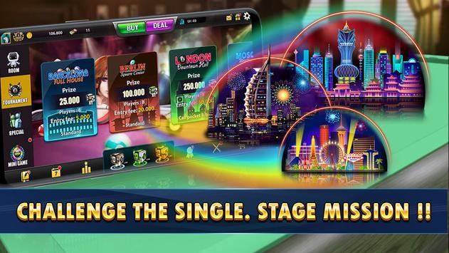 8 Pool Billard - 8 Ball Pool Offline-Spiel Screenshot 3