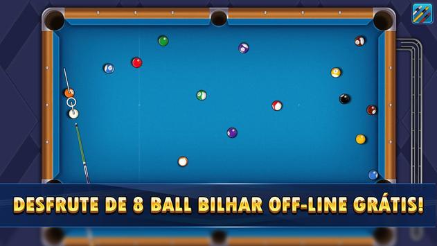 8 Pool Billiards - jogo offline 8 ball pool imagem de tela 3