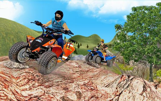 ATV Quad Bike New Offroad Mania 2019 screenshot 1