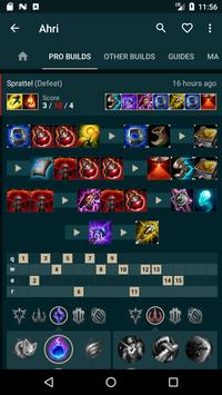 Builds for LoL screenshot 2