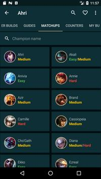 Builds for LoL screenshot 5