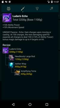 Builds for LoL screenshot 6
