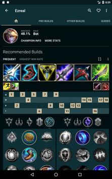 Builds for LoL screenshot 9
