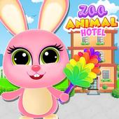 Pet Animal Hotel Clean Up icon