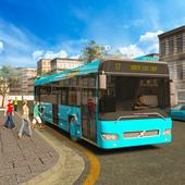 City Coach Bus Driving Simulator 2019 icon