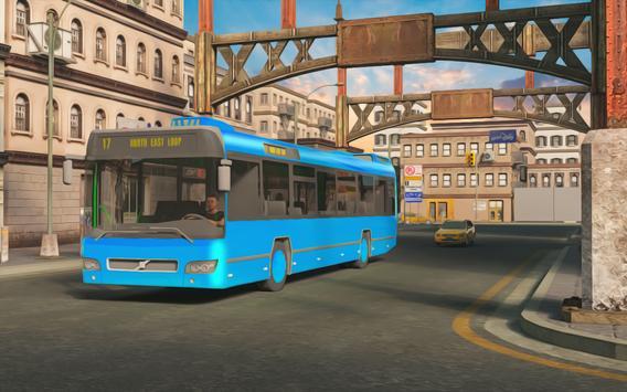 City Coach Bus Driving Simulator 2019 screenshot 4