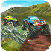 US Offroad Monster Truck 4x4 Extreme Racing Drive icon