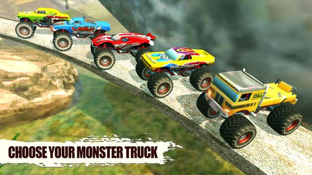 US Offroad Monster Truck 4x4 Extreme Racing Drive poster