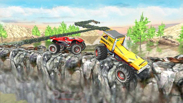 US Offroad Monster Truck 4x4 Extreme Racing Drive screenshot 3