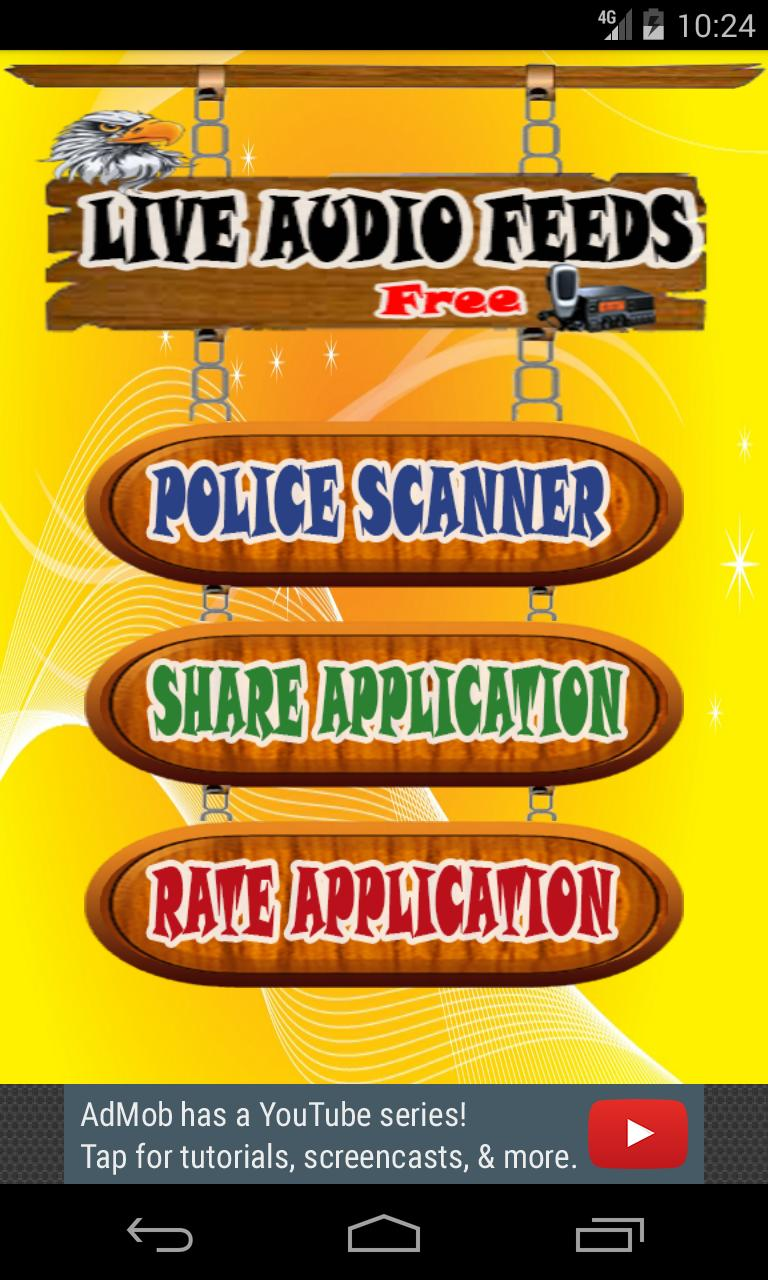Live Police Scanner Pro for Android - APK Download