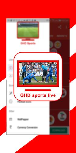 Ghd Sports Free Hd Live Tv Sport Ipl 2020 Guide For Android Apk Download