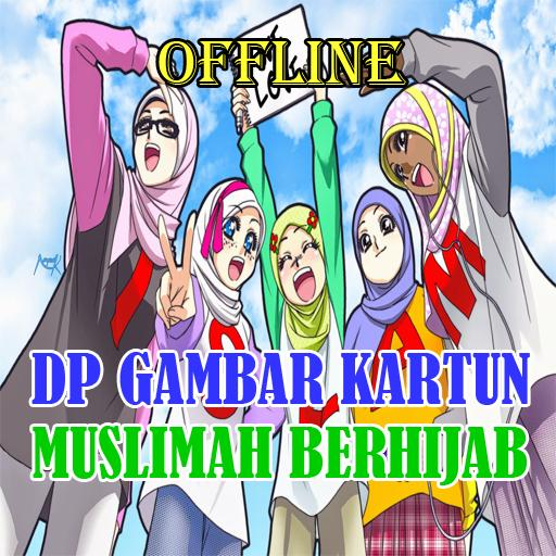 Dp Kartun Muslimah Berhijab For Android Apk Download